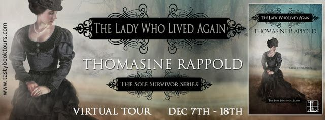 Book-o-Craze: Book Tour {Review & Giveaway} -- The Lady Who Live...