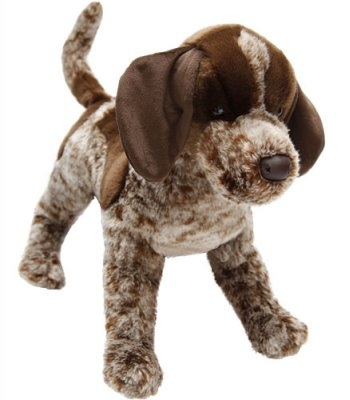 Ivan the Plush German Shorthaired Pointer