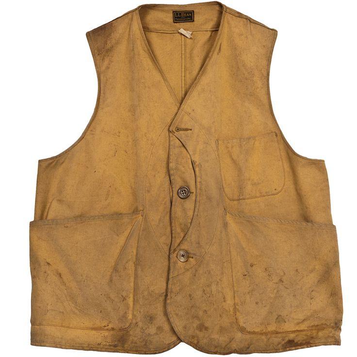 L.L.Bean Hunting Vest