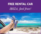PALLADIUM Hotels : ENJOY IBIZA ON WHEELS WITH FREE RENTAL CAR BY BOOKING AT AGROTURISMO SA TALAIA HOTEL  Book your stay at Agroturismo Sa Talaia Hotel in Ibiza and get free rental car to discover the White Island.