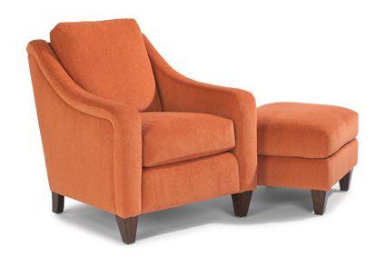 Flexsteel Furniture Accent Chairs Benjaminfabric Chair