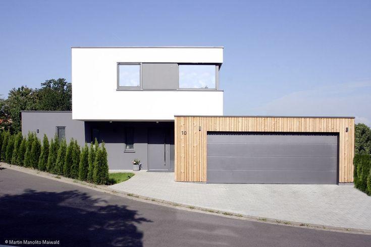Ein Haus für sich selbst zu entwerfen, ist für Architekten