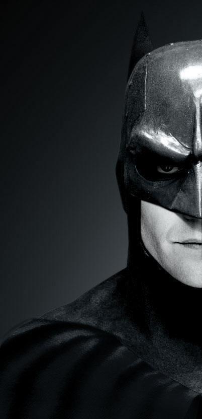 Gabriel Macht as Batman #Suits