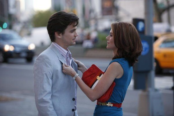 Still of Matt Bomer and Hilarie Burton in White Collar