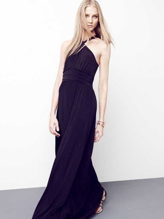 Dressed up or down, we love this maxi dress...