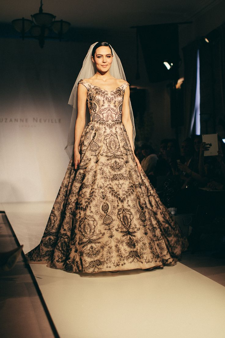 96 best suzanne neville images on pinterest wedding dressses image by adam crohill lyric from suzanne nevilles 2015 novello bridal collection ombrellifo Images