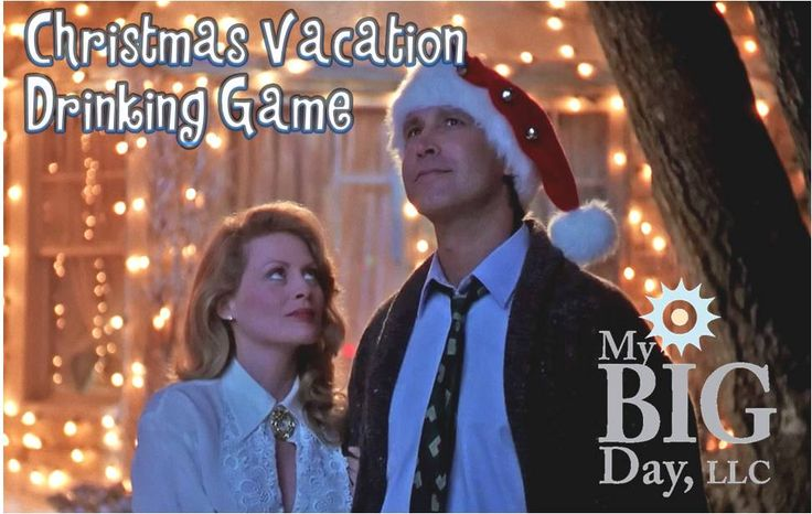 When the holidays draw near, do you feel the need to reach for a beer? Then play: National Lampoon's Christmas Vacation Drinking Game from My Big Day. Clark would be proud!  http://www.mybigdaycompany.com/1/post/2013/11/national-lampoons-christmas-vacation-drinking-game.html