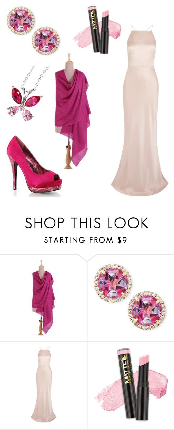 """Pink"" by afarr on Polyvore featuring Fabulicious, NOVICA, Frederic Sage, Jason Wu and L.A. Girl"