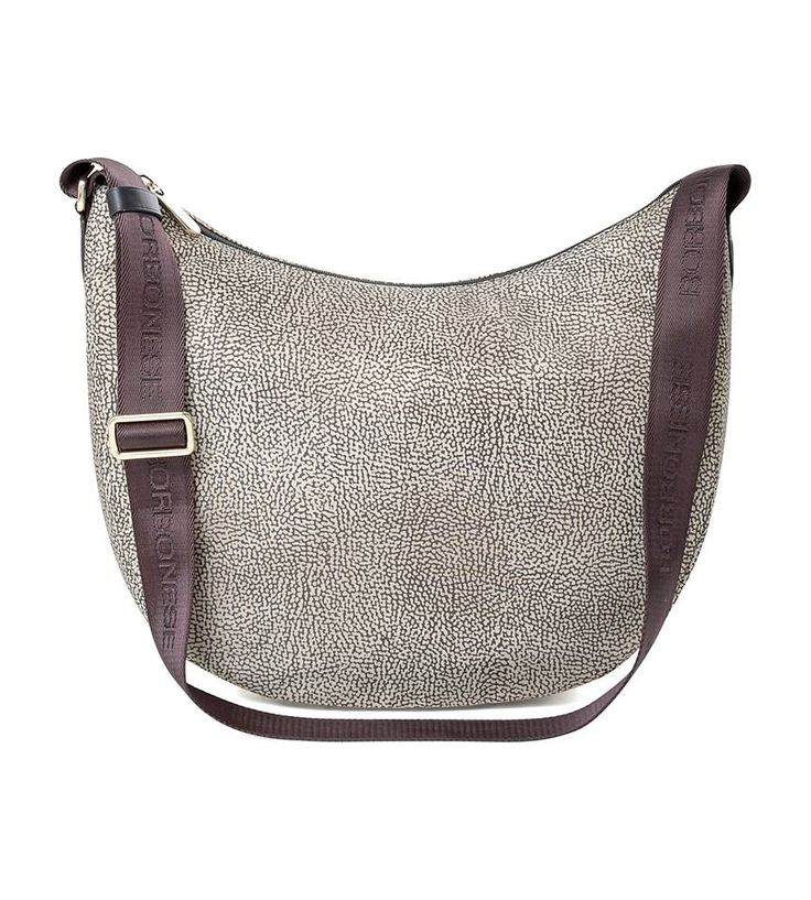Luna Bag O.P. Classico medium BORBONESE