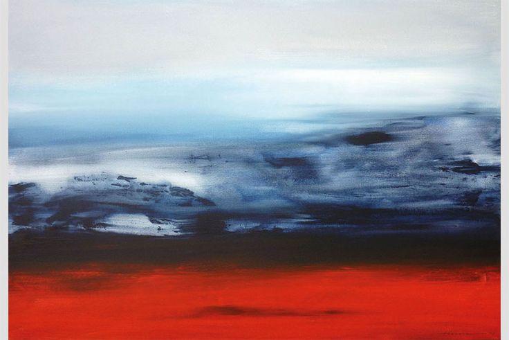 Wolfgang Tiemann Artist: 2012 - Landschaften