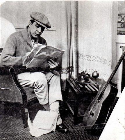 Carlos Gardel, cantor de tangos