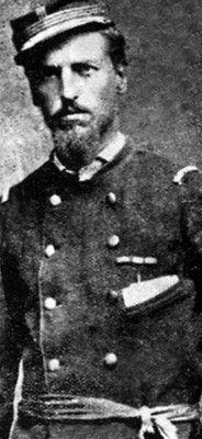 Santiago Herrera Gandarillas. Capitán, ayudante del Coronel Alejandro Gorostiaga en la Batalla de Huamachuco