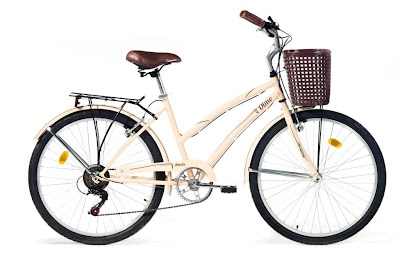 EL INFORMATORIO: Olmo lanzó bicicletas para mujeres modelo Amelie