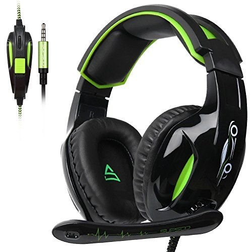Fabulous cool SUPSOO G Xbox One PS Gaming Headset O mm wired Over ear