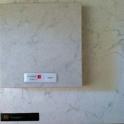 Countertop Materials Silestone : Cambria Torquay Countertop Silestone Lagoon vs. Cambria Torquay ...