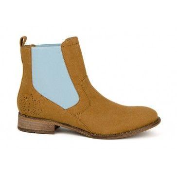 Veganer Chelsea Boot - Matilda (Brown)