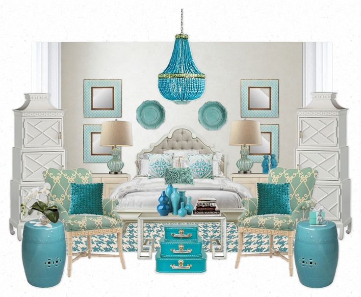 22 best Breakfast @ Tiffany\'s inspired bedroom images on Pinterest ...