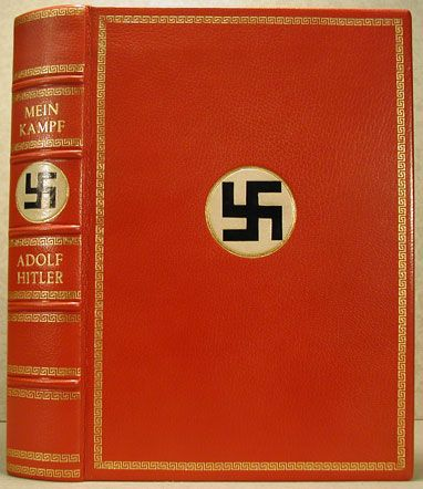For a review of Mein Kamf click on the image of the book.  For a summary go to:http://www.historyplace.com/worldwar2/riseofhitler/kampf.htm    And for the actual etext go to:  http://gutenberg.net.au/ebooks02/0200601.txt