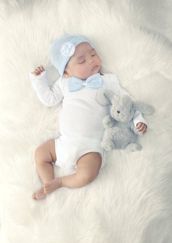 8bf21c62d Newborn Hospital Hat Boy Newborn Hospital Hat Little Brother Newborn ...