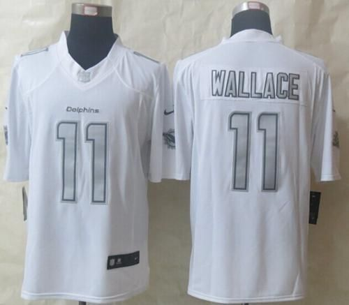 wholesale dealer cc078 c4971 nike miami dolphins 11 mike wallace 2014 salute to service ...