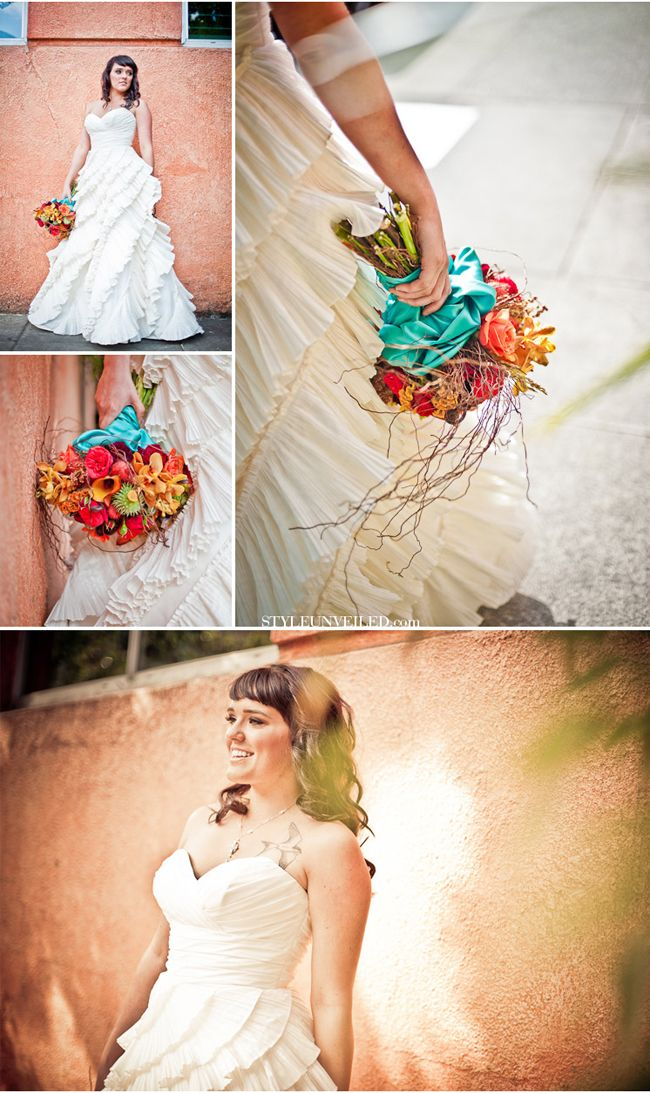 Style Unveiled - Style Unveiled | A Wedding Blog - Sexy Cuban Wedding Ideas on Style Unveiled!