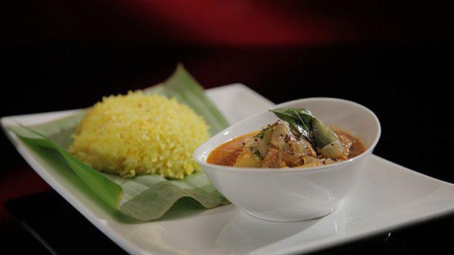 Mum's Chicken Curry