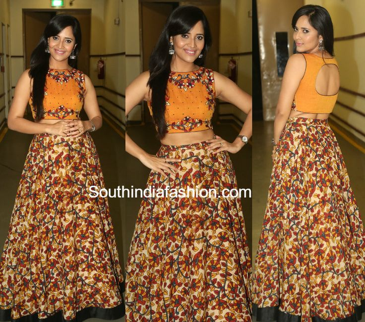 Half Sarees ~ Fashion Trends ~ - Page 3 of 100 - South India Fashion Blog