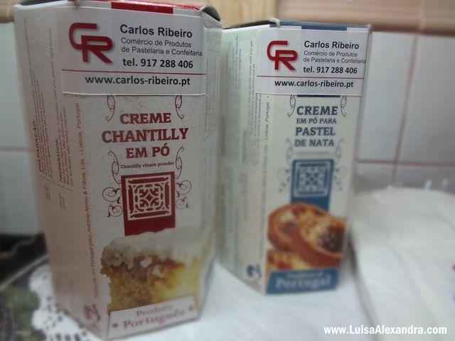 Luisa Alexandra: Carlos Ribeiro • Comércio de Produtos de Pastelaria e Confeitaria