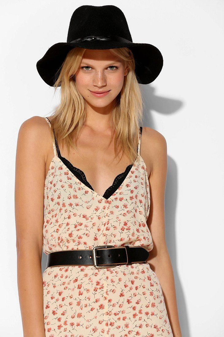 Jelly Bean Leather Belt - Urban Outfitters