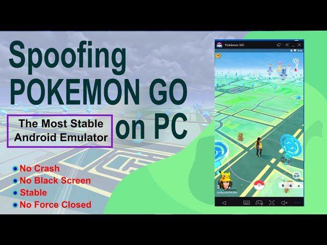 Mumu App Play Pgsharp 1 2 0 Best Pokemon Go Pc Spoofing 2020 Spoofs App Play Cool Pokemon