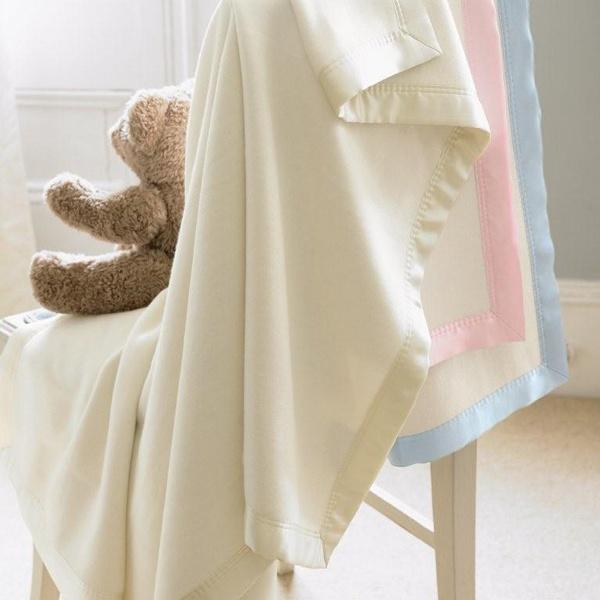 back of chair silk blanketpure