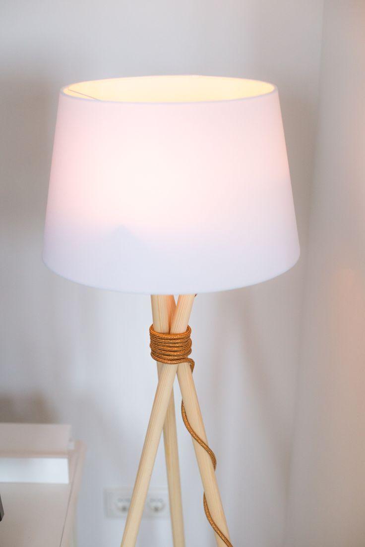 Stehlampe Diy 19 Von 24 Haus Dekoration Diy Lampen Lampen Wohnzimmer Stehlampe Selber Bauen