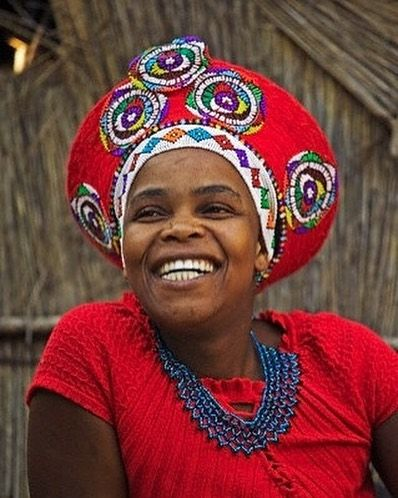 This isicholo is based on a married woman's hairstyle from past generations. Most Zulu women wear these hats only for special or ceremonial occasions. A basketry foundation is overlaid with string. The hats are symbolic of a woman's maturity & her marital status. @africaniism _______________________________________________________ #CheckoutAfrica #stunning #African #photooftheday #traveling #travelgram #funny #zulu #travel #breathtaking #cute #southafrica #beautiful #melanin #Africa #happy…
