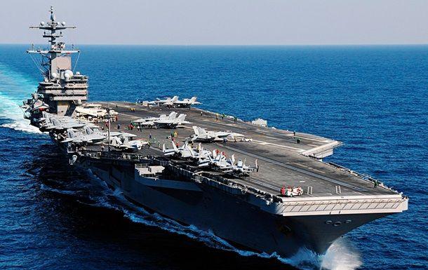 США направили в Черное море авианосец George H.W. Bush и три субмарины - Новости Севастополя - Севастопольская биржа услуг
