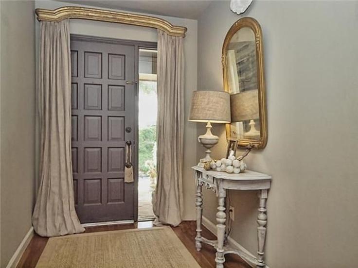 33 Best Foyer Window Treatments Images On Pinterest