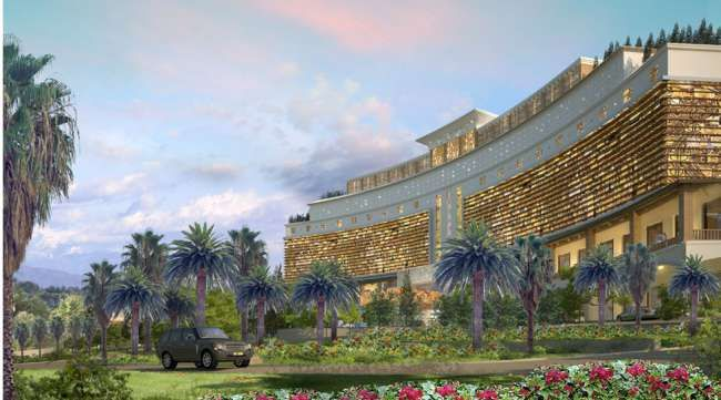 Kempinski Hotels & Resorts is planning toconstruct 8 high class hotels in Russia (with 2 ofthem situated inMoscow). The largest one, Kempinksi Chernomoritz Park Spa Hotel, will beconstructed atSochi and should becompleted bythe year 2014. The hotel istohave 664 rooms intotal.