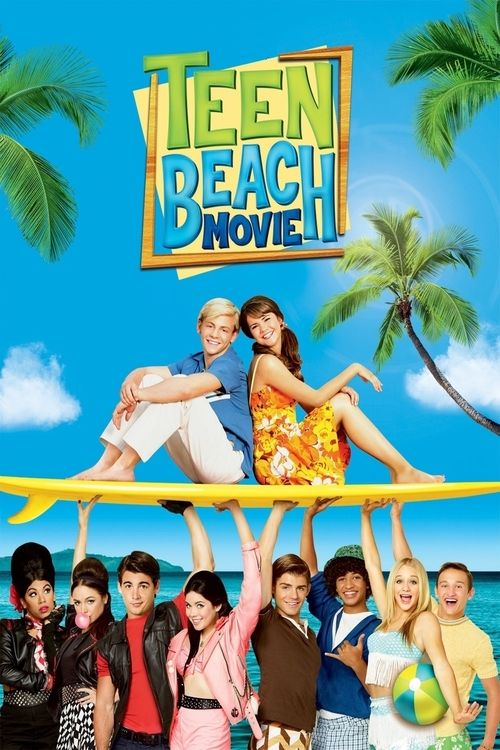 Watch Teen Beach Movie (2013) Full Movie HD Free Download