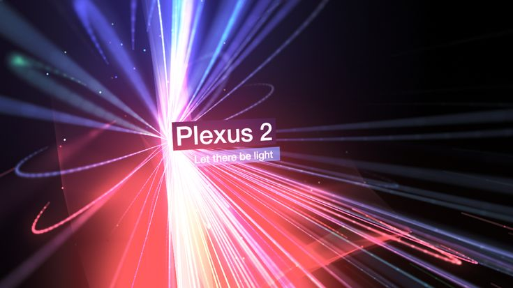 Learn how to create colorful and organic 3D light beams using the Plexus 2 plugin, in After Effects.