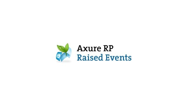 Axure RP: Raised Events by Axure Software Solutions