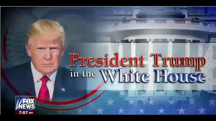 HANNITY 1/26/2017 FOX NEWS SEAN HANNITY DONALD TRUMP
