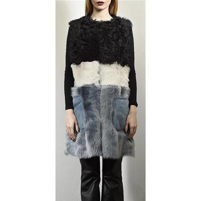 Gilet in agnello - Gilet - Stephen - Abbigliamento Donna Made in Italy