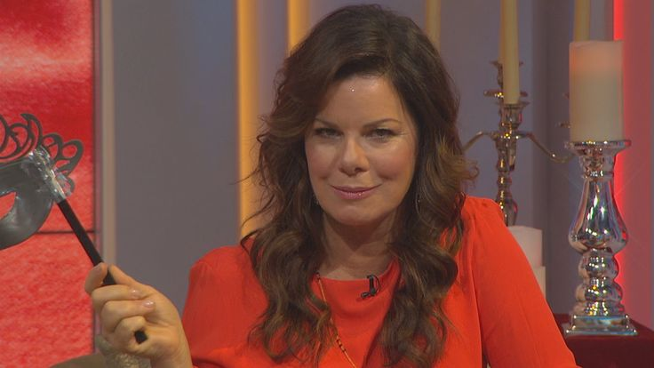 Marcia Gay Harden Says '50 Shades Darker' Is  A Love Story With 'Toys'