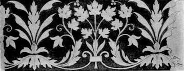 Image result for ornament of a italian renaissance drawing