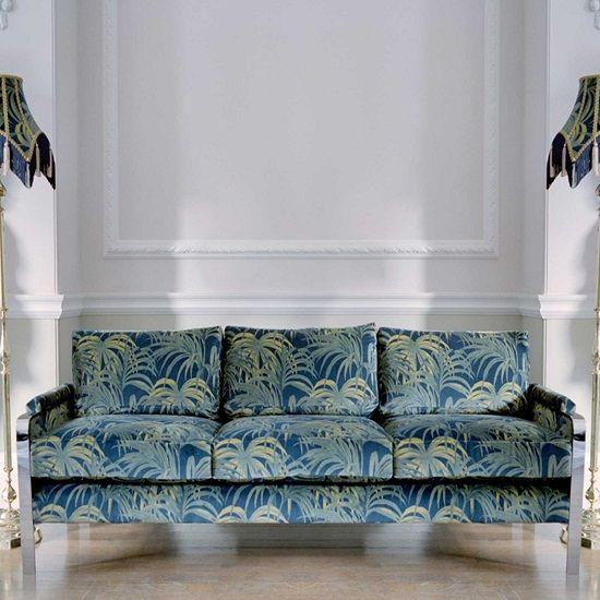 house of hackney palmeral-midnight-green-sofa