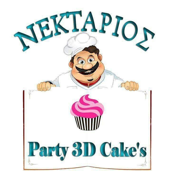 3D party cakes