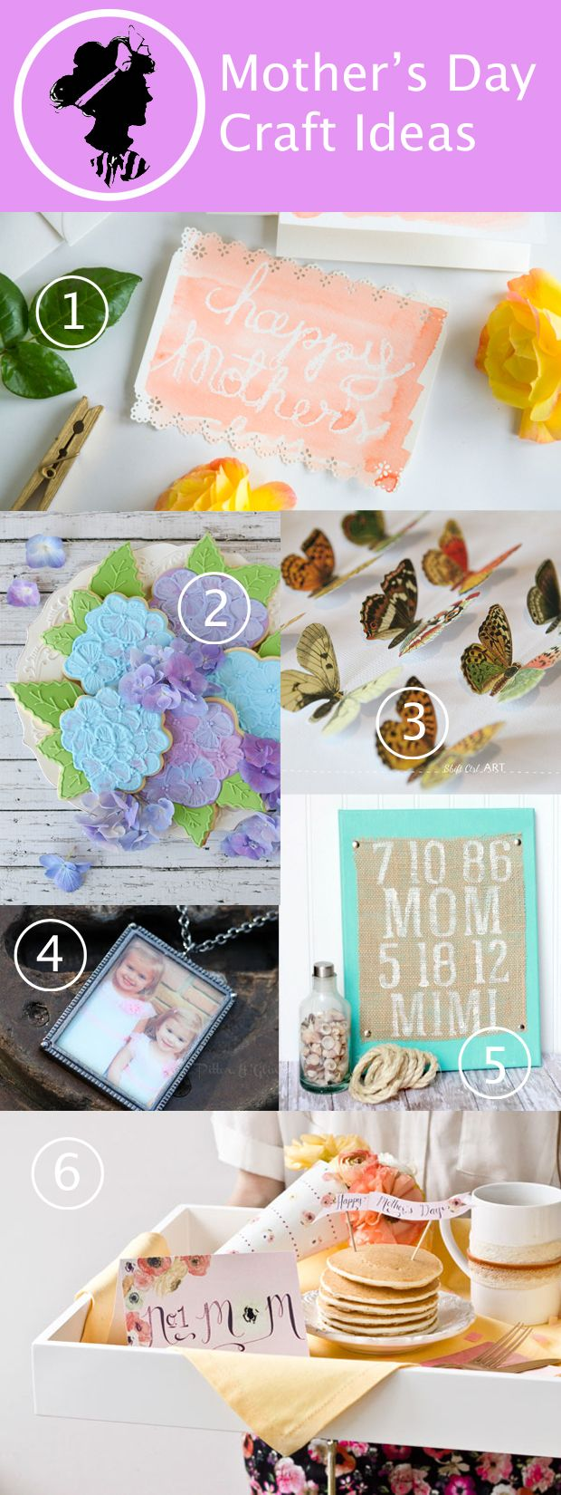 mothers day ideas crafts the best mothers day ideas via handsoccupied craft 5004