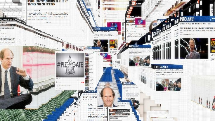 After publishing an academic paper about how misinformation and paranoia spreads online, Cass Sunstein fell victim to the very mechanisms he'd described.