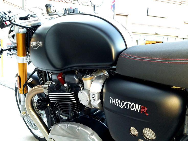 2016 Triumph Thruxton 1200 R for sale in Las Vegas, NV | Freedom Euro Cycle of Las Vegas (702) 430-3500