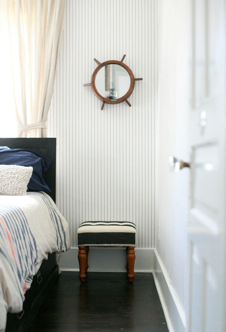 Nautical Inspired Bedroom - Samuel and pandora blog