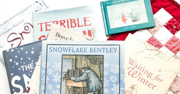 January Picture Books... Our Favorite January Picture Books from Read Aloud Revival #homeschool #winter